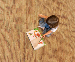 Cork basement flooring – a wood that does so much more