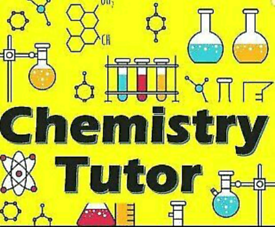Experienced Chemistry Teacher/Tutor. Online tuition available.