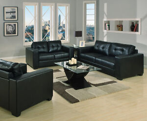 Brand New Leatherair Sofa Loveseat For $1098 Only+FREE DELIVERY