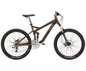 Specialized Pitch Pro - Mountain Bike, Double Suspension.
