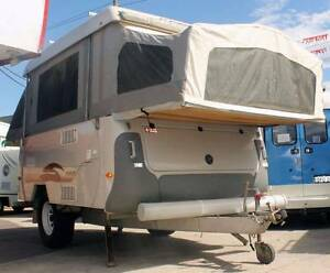 2005 COROMAL SILHOUETTE 321 CARAVAN POP TOP Cannington Canning Area Preview