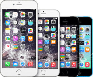 iPhone 5/5s/5c/6/6+6s/6s+/7/7+ Lowest repair price in Edmonton