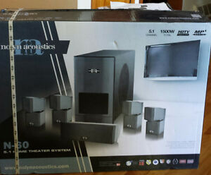 HOME THEATRE SYSTEM-$100 BRAND NEW IN BOX
