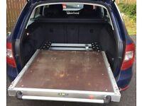 Car Boot Easy Access Loader/Slider - Large Estate Car