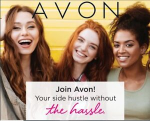 Join Avon today with no credit card!!