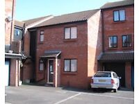 SPACIOUS END TERRACE IN BRIDGWATER DOCKS AREA, long garage, parking, garden, close to town centre