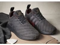 BRAND NEW Adidas Originals x Henry Poole NMD R2 LIMITED EDITION