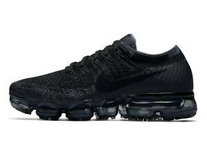 Nike-Air-Vapormax-Black-Anthracite-PRE-ORDER-849558-007-Size-8-15-LIMITED-D