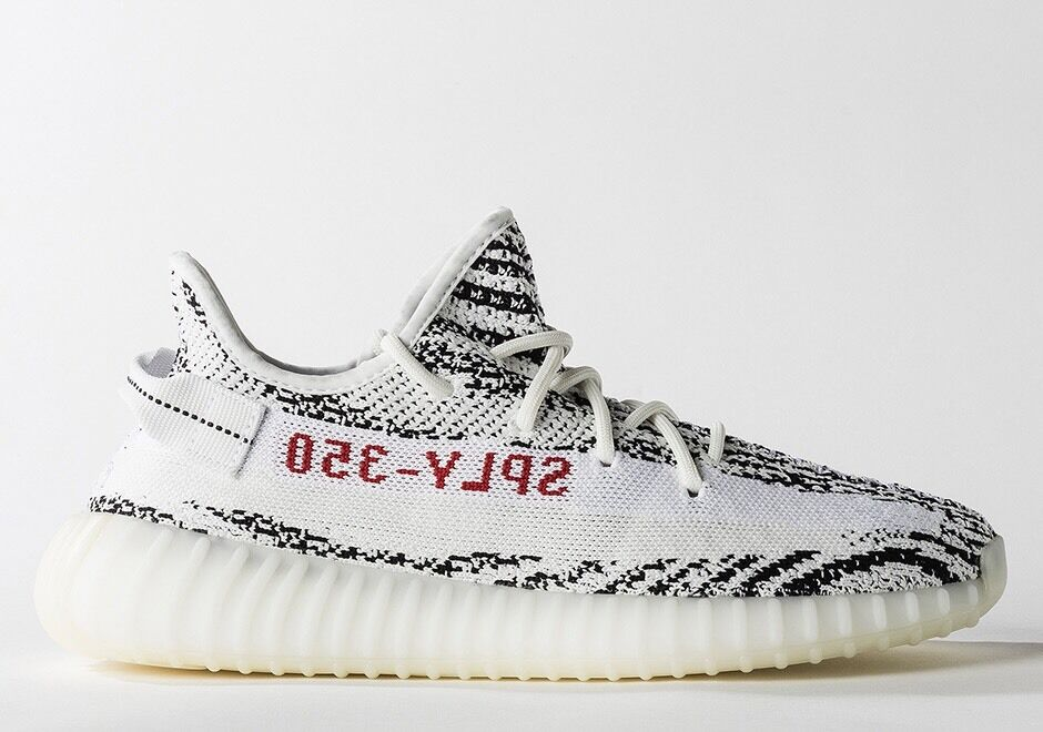 Adidas Yeezy Boost 350 V2 Zebra100% Authenticin Bournemouth, DorsetGumtree - Adidas Yeezy Boost 350 V2 Zebra size 8.5 100% AuthenticBrand new and ordered today, they will arrive by Tuesday! Photos show order confirmation and shipping confirmation from adidas.Any questions please ask