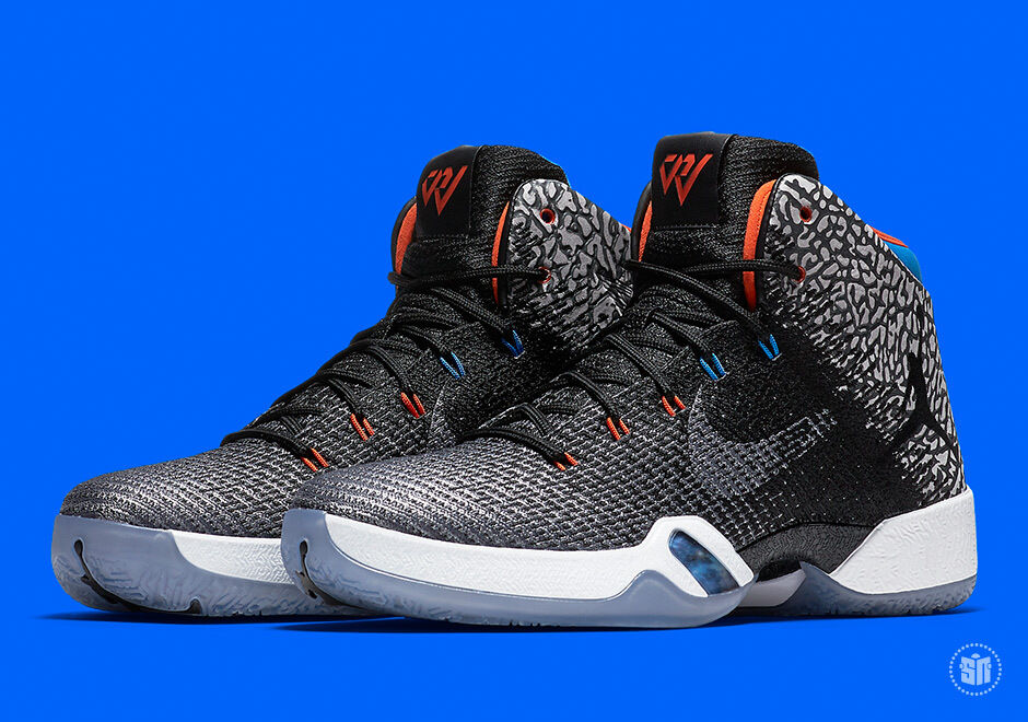 """NIKE AIR JORDAN (31) XXXI """"RUSSELL WESTBROOK'S WHY NOT. クリックで選択. クリックで選択"""