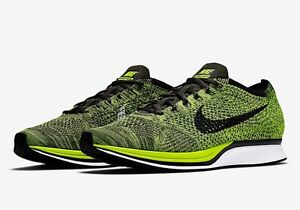 Brand new authentic Nike air flyknit racers