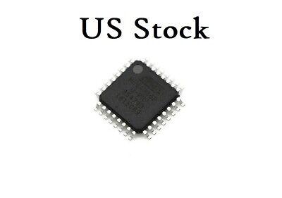 New Atmega328p-au Mega328p Au Atmega328p Tqfp-32 Smd Ep Us Stock