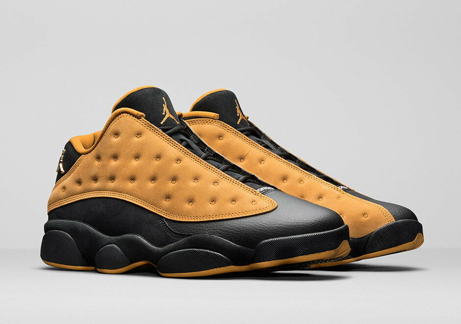 wholesale dealer 29691 c0c57 Nike Air Jordan Retro 13 XIII Low Size 6.5-11 Black Chutney 310810-022