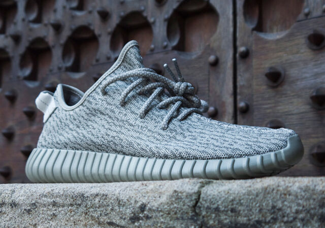Yeezy Boost 350 Coconut 350 Primary Gray AQ4832 42.5 42 2/3 Tiger Puff Sports Forum