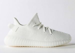Yeezy triple-white v2 size-10.5 made for 10