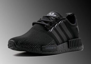ADIDAS NMD triple black US9 BY3123 Melbourne CBD Melbourne City Preview