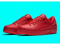 "AIR JORDAN 2 LOW ""GYM RED"" - BRAND NEW - IN ORIGINAL JORDAN BOX **ACCEPTING OFFERS, PLEASE TEXT**"