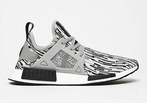 Adidas-Originals-NMD-XR1-Primeknit-039-Oreo-039-in-Core-Black-Soft-Grey-White-BY1910