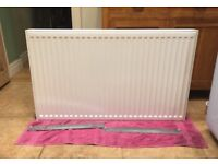 Radiator 600x1000mm Double Panel