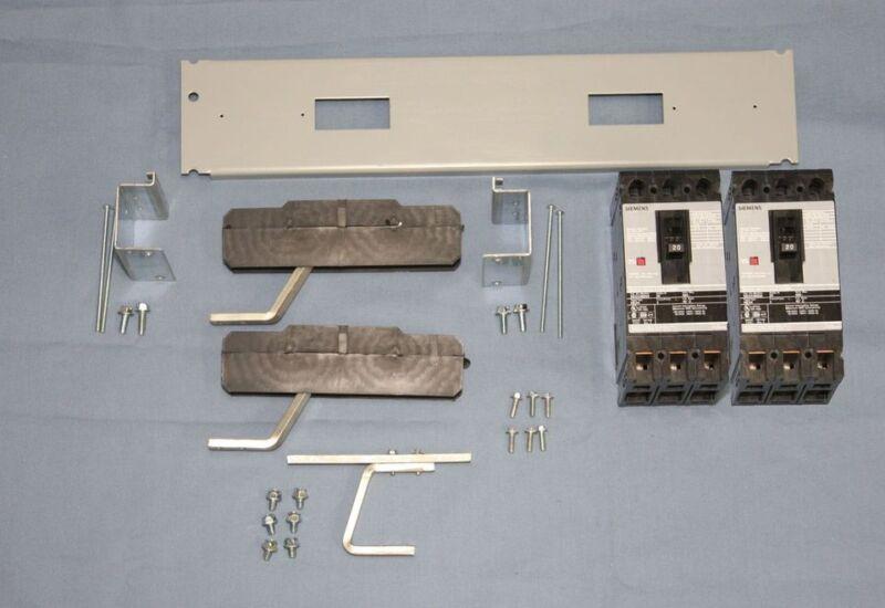 Siemens SF6 Mounting Hardware Kit
