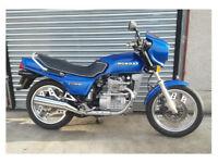 Honda CX500 EC Eurosport MINT 1982 Rare 1st year model Sell Swap or PX
