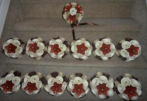 Paper Flowers for Wedding - NEVER USED Kingston Kingston Area image 1
