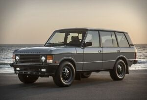 WANTED Range Rover classic preferred SWB