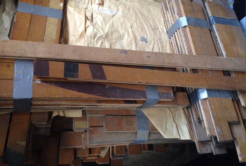 Vintage Canadian Maple Flooring Reclaimed From Gym In Malone Belfast Gumtree