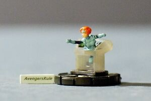 Marvel Heroclix Captain America 055 Kitty Pryde Super Rare