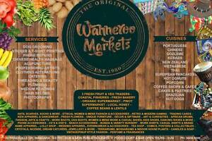 Take your business to the next step! Join our Market Family today Wangara Wanneroo Area Preview