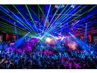 Clubbing partner\group wanted for May