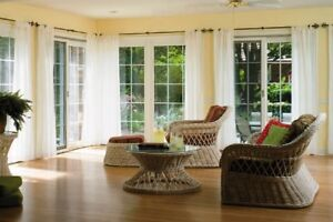 NEW WINDOWS & DOORS - BUILD & INSTALL WITH US - 60% OFF TODAY
