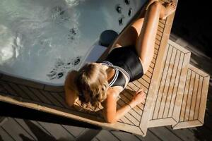 Hot Tub - New Design - Unique Jacuzzi - Made of quality materials - Vortex Ikon