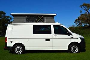 2016 VW Frontline Automatic Campervan with Shower & Very Low Km Albion Park Rail Shellharbour Area Preview