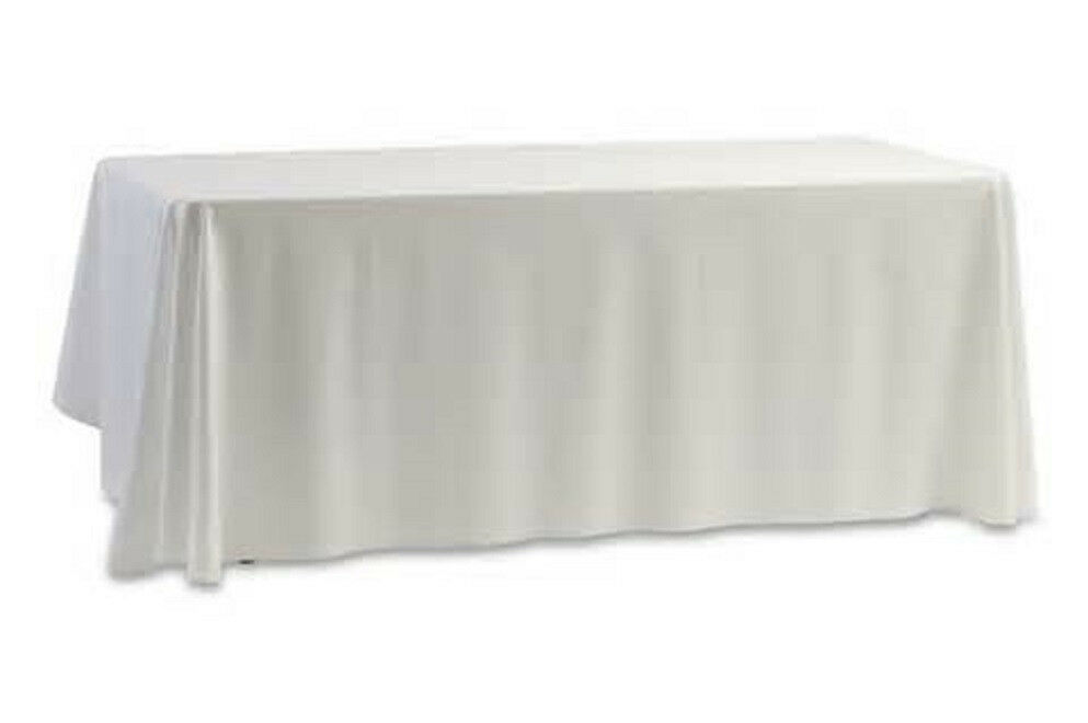 Charmant Details About 12 Restaurant Wedding Linen Table Cloths Poly 52 X 114