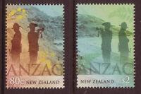Nuova Zelanda 2015 , Anzac-nz/australia Congiunto Emissione , Senza Cornice Come -  - ebay.it
