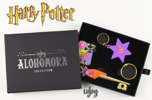 Weasleys Joke Shop Key, Harry Potter, LitJoy Alohamora, Wizarding World, LIMITED