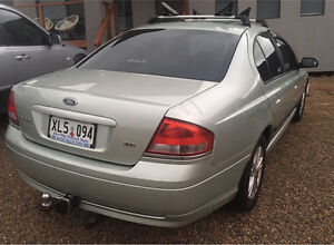 BA Ford Falcon * Dual fuel with heaps of extras * Port Lincoln Port Lincoln Area Preview