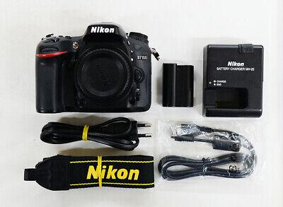 # Nikon D7100 24.1MP Digital SLR Camera Body Only - Black S/N 7833091