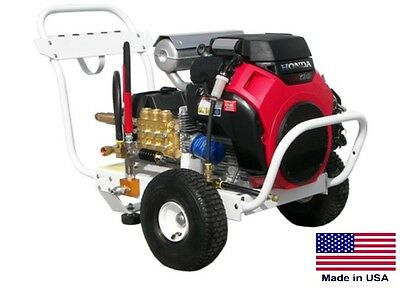 Pressure Washer Commercial - Portable - 5.5 Gpm - 5000 Psi - 24 Hp Honda - Gp