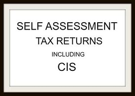 SELF ASSESSMENT TAX RETURN, VAT, GIFT AID, PAYROLL SERVICES