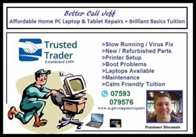 Affordable Computer Repairs At Your Home Fixed Price No Fix No Fee