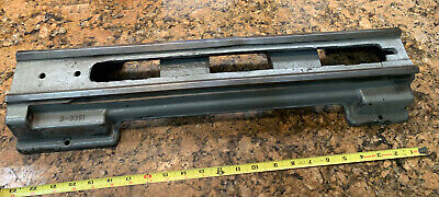 Atlas Sears Craftsman 109.20630 6 Metal Lathe D3501 Bed J98