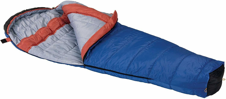 Wenzel Santa FE 20-Degree Mummy Sleeping Bag