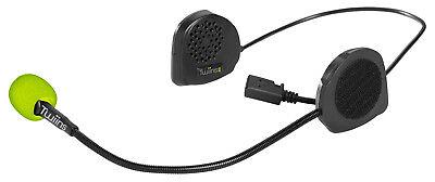 Twiins D2 Bluetooth Helmet Kit - Twin Earpiece / Phone / Gps / Hf / Mp3