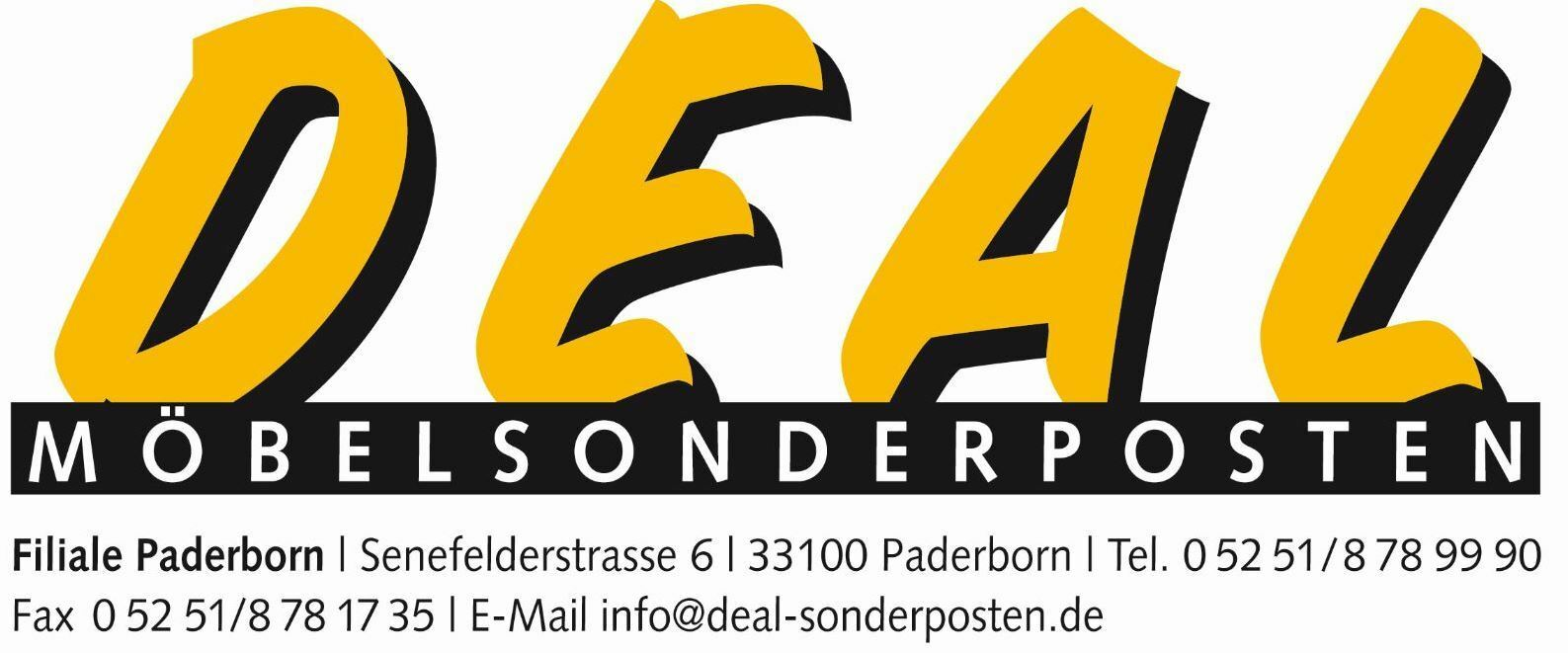 Sonderposten Deal