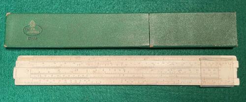 Vintage FABER CASTELL No 87/92 SLIDE Rule