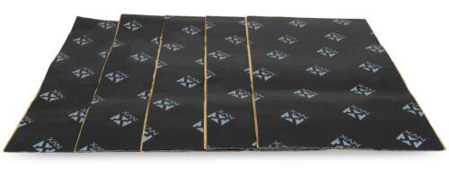 "NVX SDRF20 Five Sheets of 18""x32""(20 sq. ft.)Tri-Layer Sound Damping Adhesive"