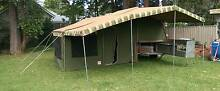 Cameron Canvas 17' Camper trailer sleeps 6 with Annex and Kitchen Glenbrook Blue Mountains Preview