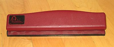 Monarch Size 7 Hole Punch Franklin Coveyquest Folio Plannerbinder Accessory